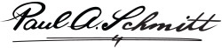 Paul A. Schmitt Piano logo